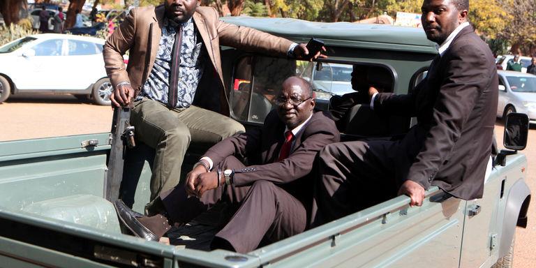 Au Zimbabwe, les « vets » et le président Mugabe divorcent
