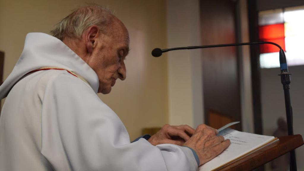 Obsèques du père Jacques Hamel à Rouen, une semaine après son assassinat