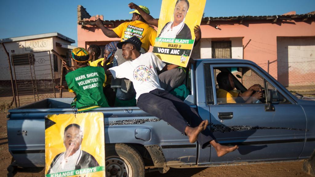 Municipales en Afrique du Sud: un scrutin à risques pour l'ANC