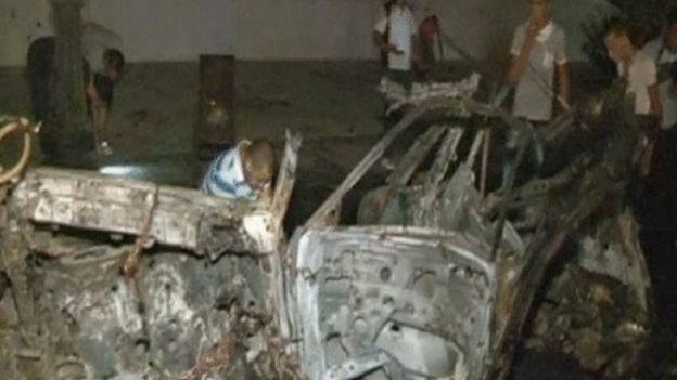 18 morts dans un attentat à Bengazi