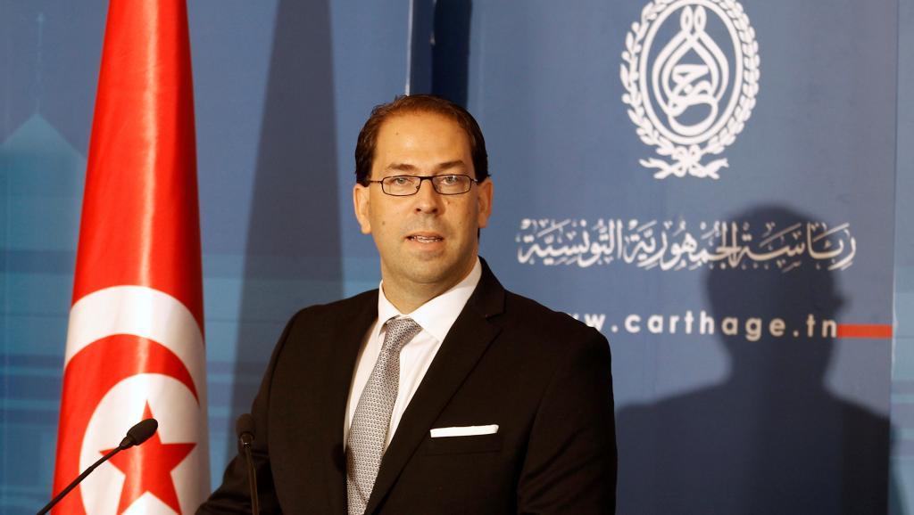 En Tunisie, Youssef Chahed nommé Premier ministre