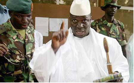 Alerte rouge en Gambie : les investissements du Président Jammeh incendiés par des assaillants