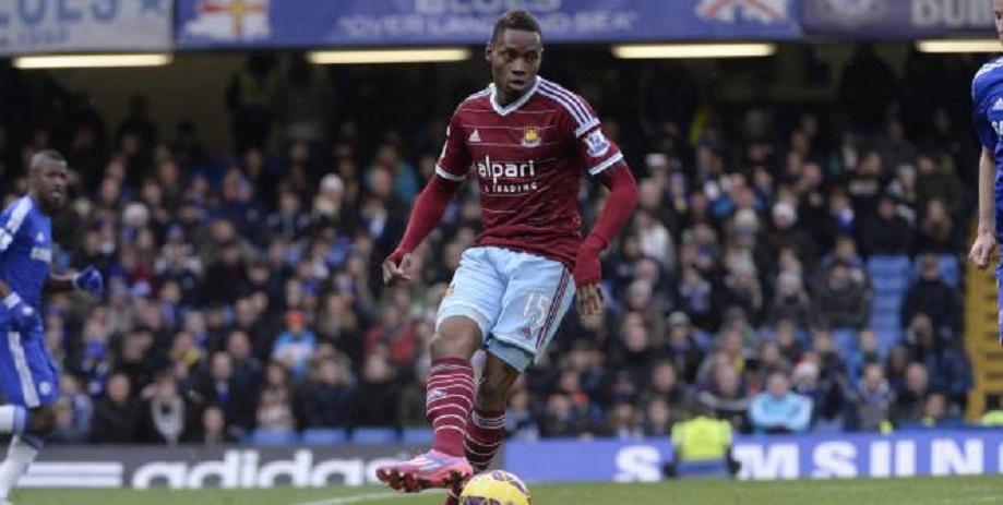 Le transfert de Diafra Sakho (West Ham) à West Bromwich Albion annulé