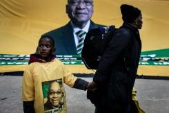 L'ANC de Zuma face à une situation inédite après un revers électoral historique