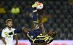 Vidéo : le retourné somptueux de Moussa Sow (Fenerbahçe) contre Feyenoord
