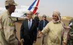 Le ministre français de la Défense achève au Tchad sa tournée d'adieux au Sahel