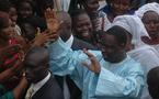 photos: Bousculade monstre à la conférence de presse de Macky Sall