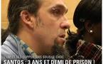 Madrid : 3 ans et demi de prison pour le supporter de l'OM