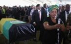Afrique du Sud: les funérailles d'Ahmed Kathrada, sans Jacob Zuma