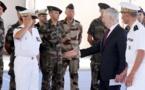 Le chef du Pentagone Jim Mattis à Djibouti, base américaine stratégique