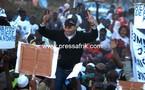 Sénégal - Ziguinchor accueil et mobilisation: Karim Wade bat son père