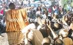 """Macky Sall en meeting à Gandiaye: """"mobilisez vous pour voter et protéger votre choix"""""""