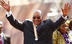 Afrique du Sud: Zuma dans les pas de Mandela