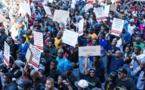 Afrique du Sud: 2 000 manifestants contre les violences faites aux femmes