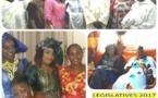 Législatives: les Femmes du RDS ont versé la caution pour la liste dirigée par Mame Mactar Guèye