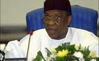 Niger: Mamadou Tandja dissout le Parlement