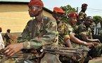 L'armée guinéenne aux portes des frontières