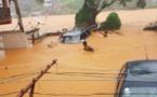 Des centaines de morts après de fortes pluies en Sierra Léone