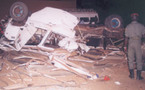 7 morts plus de 40 blessés: Vendredi noir sur l'autoroute à péage et à Sangalkam