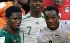 Foot Can-Mondial 2010: Les porte-drapeaux de l'Afrique