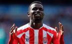 Stoke City: Mame Biram marque mais perd