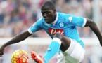 Série A - 9ème journée: l'Inter freine Naples de Kalidou Koulibaly