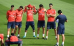 PSG : le geste d'humeur de Neymar envers Unai Emery