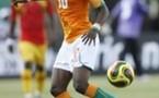 CAN 2010: la Côte d'ivoire mène par 1 but à 0 devant le Ghana