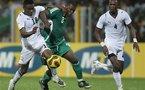 CAN 2010: Le Nigéria mène par un 1 à 0 face au Bénin