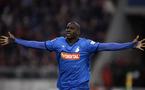 Foot-Hoffenheim : Demba Ba absent trois semaines