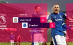 Liverpool et Everton se partagent les points dans la Mersey