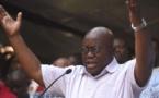  Ghana: Akufo-Addo s'engage contre le terrorisme