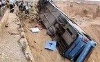 Accident à Tambacounda : 1 mort et plusieurs blessés