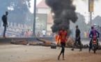 Un gendarme tué dans une manifestation en Guinée