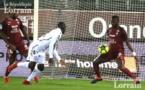 FC Metz : entorse de la cheville, Fallou Diagne forfait pour les matchs amicaux du Sénégal