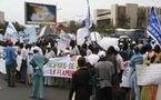 Les populations de Ouakam dans la rue pour un retour sans délai de l'électricité