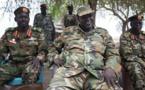 Accord de transfert d'Afrique du Sud du chef rebelle Riek Machar