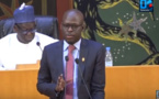 Vidéo - Affaire Khalifa Sall : Cheikh Bamba Dieye rappelle aux députés leur bourde