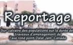 Guediawaye: Les travaux d'aménagement des voiries périclitent les activités des commerçants (REPORTAGE)