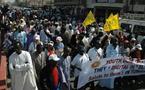 Pour sa clôture à Dakar, le Forum social mondial rend hommage à la «victoire» en Egypte