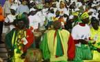 Vidéo-Le 12e Gaïndé donne de la voix à quelques minutes du choc Sénégal-Cameroun