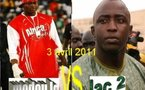VIDEO direct Modou Lo vs Lac de Guiers 2: la porte du stade Demba Diop défoncée