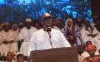 Vidéo -Macky Sall déclare sa flamme aux Fatickois