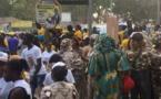 Campagne électorale 2019: Arrivée de  Macky Sall à Thiès (Place de France)