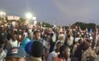 """Vidéo Insolite - """"La course"""" présidentielle rapportée par un """"Baay-Fall"""" à Touba"""
