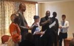 Programme PanAfGeo : 24 ressortissants de 13 pays francophones africains ont suivi une formation en cartographie géologiques