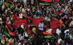 Patrick Haimzadeh : « C'est la capture de Kadhafi qui sonnera la victoire »