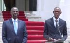 En Direct du Palais de la République avec... Le PM et le Secrétaire général du Gouvernement