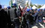 Algérie: les manifestants préoccupés par les risques de répression violente