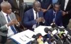 Regardez l'intégralité de la conférence de presse du procureur